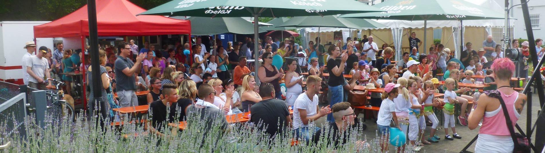 Dorffest in Schildgen