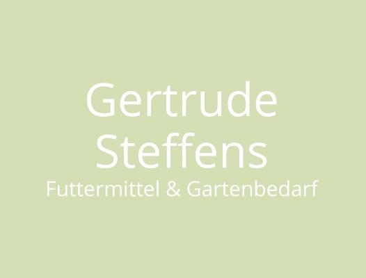 Gertrude Steffens