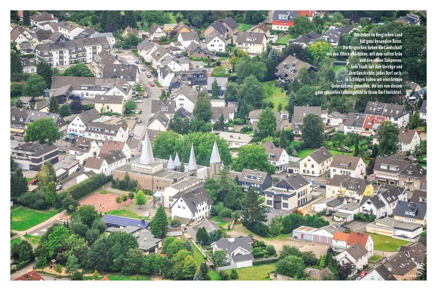 Schildgen - Luftbild