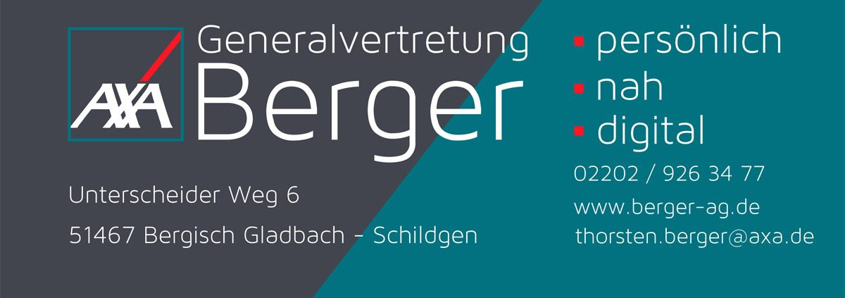 AXA Generalvertretung Berger