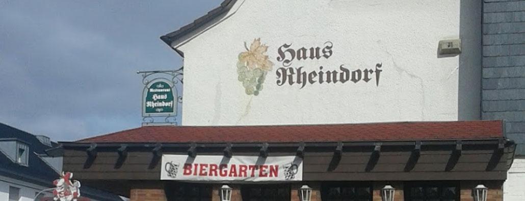 Haus Rheindorf wieder geöffnet