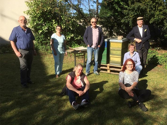 Bienenpatenschaft 2020